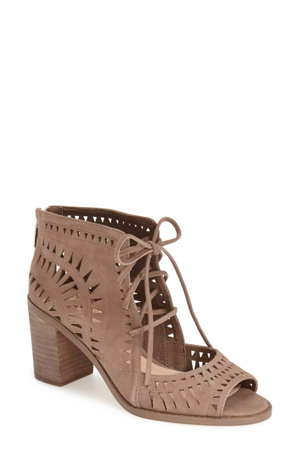 Vince Camuto Lace-Up Sandal
